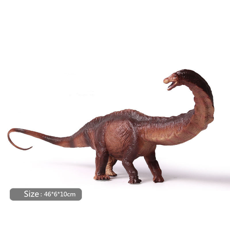 Apatosaurus Diplodocus Figure Jurassic Dinosaur Animal Model Figure Ancient Biological Adult Kids Collection Toys Gift HomeDecor