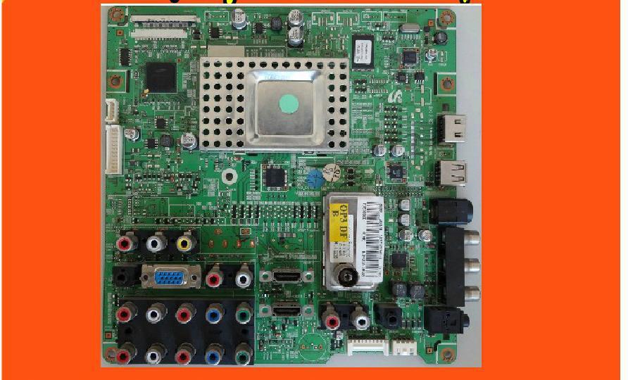 BN94-01743N / BN41-01019C CONNECT WTIH printer POWER SUPPLY board inverter LCD BoarD LA40A550P1R   T-CON connect board ssi400 20a01 for tcl lcd inverter board