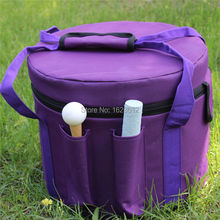 Carry bag for 13″-14″ crystal singing bowls Heavy Duty Canvas Carrier