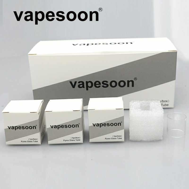 1pcs vapesoon Replacement Normal/Extend Bulb Pyrex Glass Tube for Kylin V2 RTA 3ML/5ML Tank Atomizer