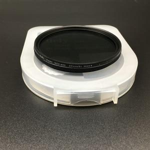 Image 5 - 40,5 49 52 55 58 62 67 72 77 82 мм ND Fader ND2 400 переменной нейтральной плотности фильтр для цифровой зеркальной камеры Canon Nikon Sony Камера объектив
