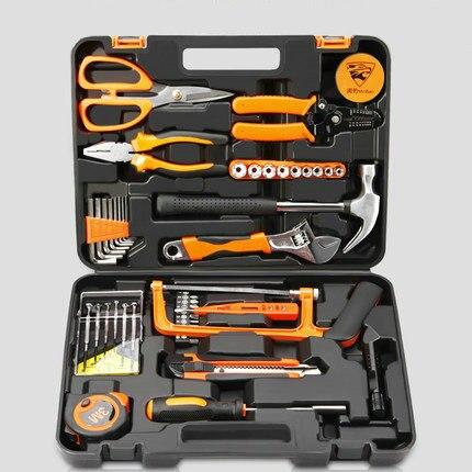 45Pcs Universal Multi functional Precision Maintenance Repair Hardware Instrumental Sets Robust Lightweight Home Tool Kits/DIY