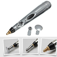 Electronic Acupuncture Meridian Energy Health Pen Energy Heal Tool Portable