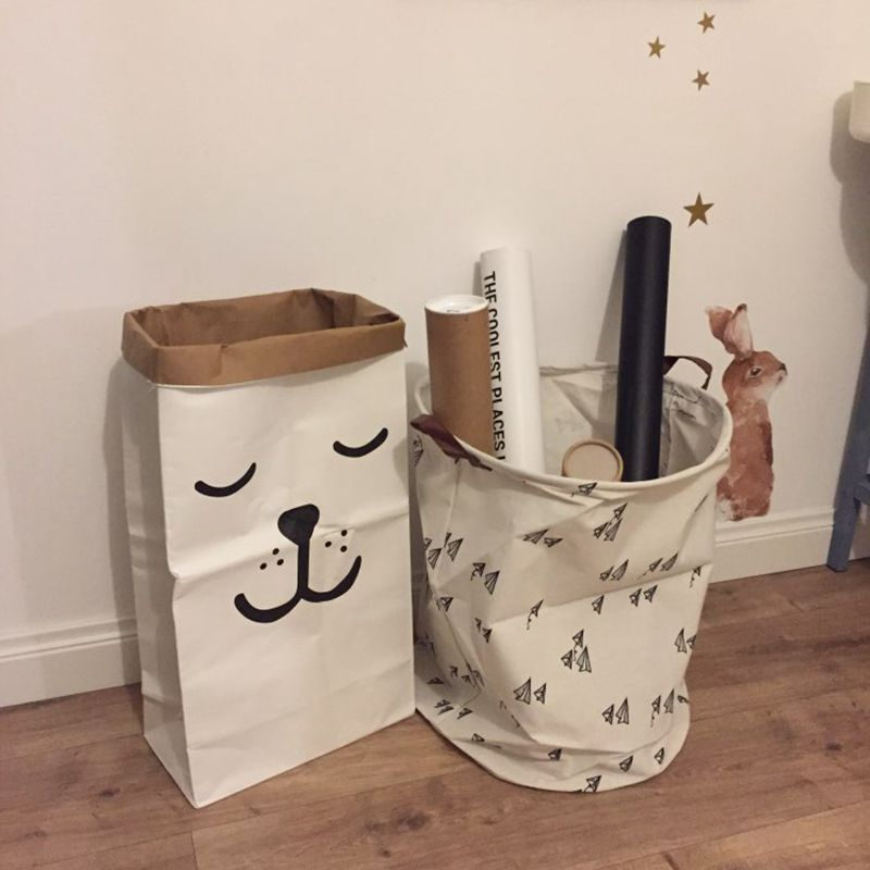 /I Love My dise/ño de gato ropa bolsa de almacenamiento Bolsas de habitaci/ón/