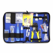 NF 1501 Network Computer Maintenance Repair Tool Kit With Wire Stripper Wire Tracker Krone Punch Down
