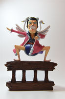 MODEL FANS IN STOCK LBS 23cm Onepiece SD Mr 2 Bentham GK Resin Made For Collection