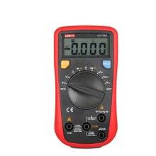 UNI-T UT136C Digital Voltage Tester Multimeters Auto Range AC DC Frequency Resistance Tester Professional Multimeters Mini недорого