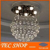 Beste Preis JH D50cmxH55cm/5 leuchtet Moderne LED Crsytal Kronleuchter