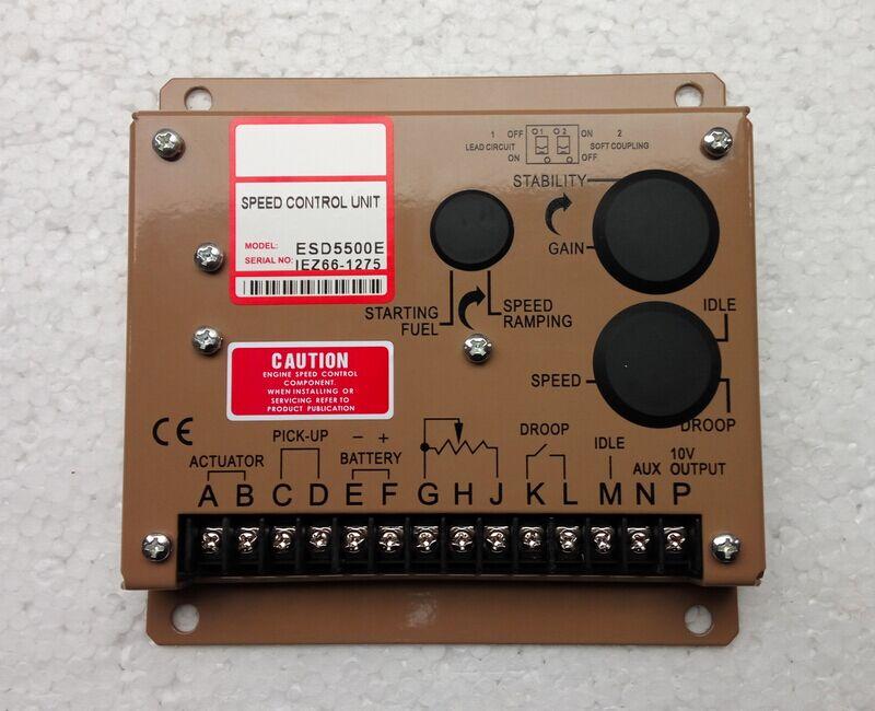 Speed Controller ESD5500E