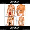 Мужские Ремни Т-обратно * 1897 * сексуальные мужчины белье Мужчины Sexy Т-Обратно Стринги Стринги T брюки Underwear бесплатная доставка