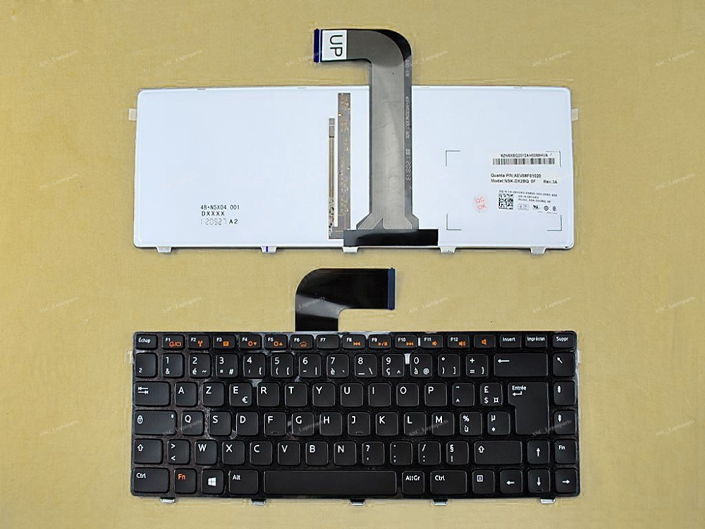 New for Dell Inspiron N4110 N4050 N411Z N5040 N5050 M5050 M5040 laptop Keyboard
