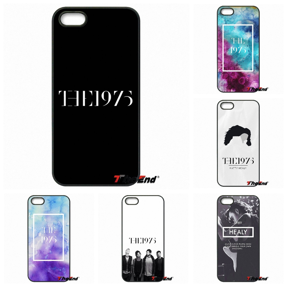 The 1975 Music Tumblr Hipster Cell Phone Case Capa For Iphone X 4 4s