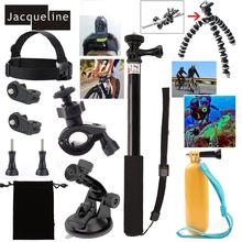 Jacqueline for Basic Accessories Kit for Sony Action Camera Hdr-as15 As20 As30v As50 As100v As200v Hdr-az1 Mini Fdr-x1000v
