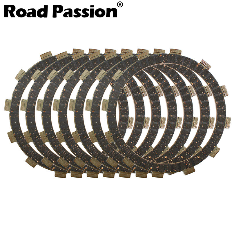 Road Passion 7pcs Motorcycle Clutch Friction Plates Kit For BMW F650GS F650 F 650 GS 650GS