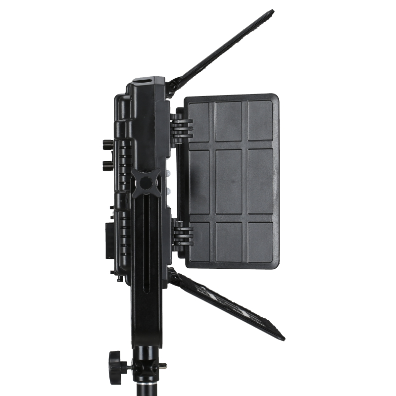 Falconeyes LED professionaalne stuudio videolamp 75W kahevärviline - Kaamera ja foto - Foto 5