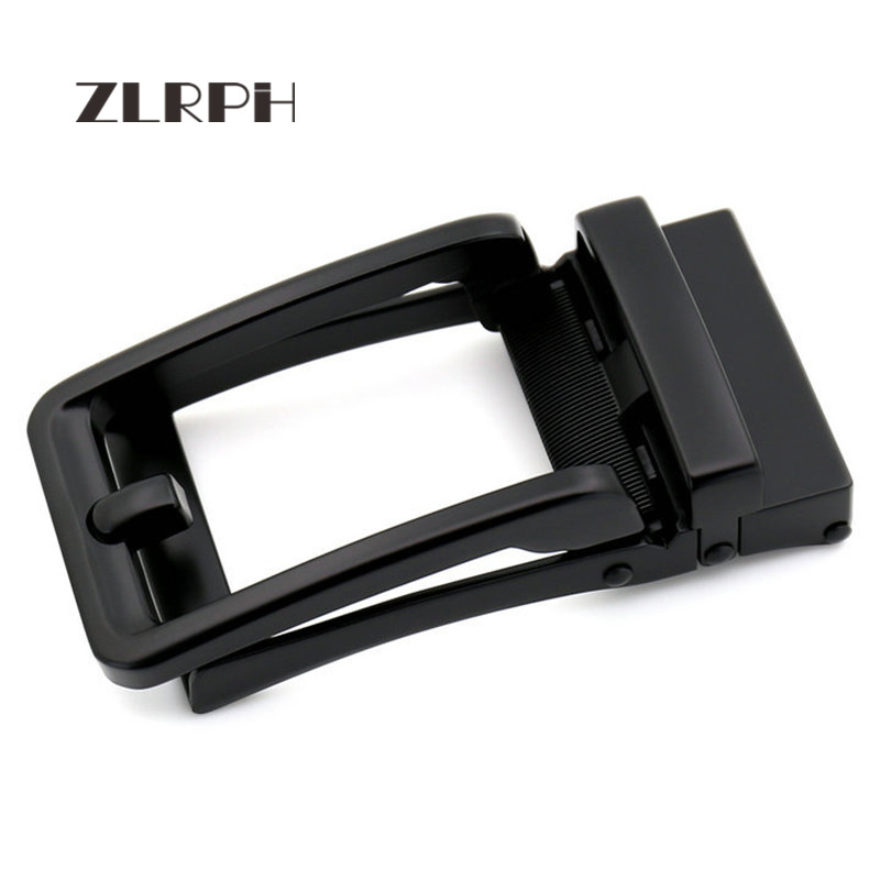 ZLRPH 2018 Brand High Quality Automatic Belt Buckle 2 Colors Hot Selling