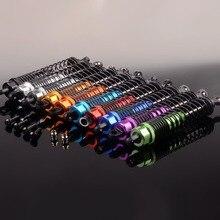 2pcs 108mm Shock Absorber & Screws For 1/10 RC Truck HPI Bullet 3.0 ST/MT