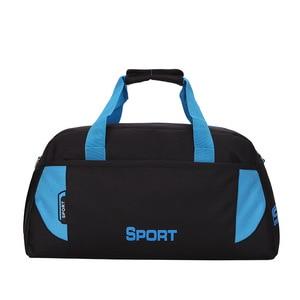 Image 3 - Sıcak spor çantası eğitim spor çantaları erkek kadın spor dayanıklı çok fonksiyonlu el çantaları açık spor kol çantası çantası erkek