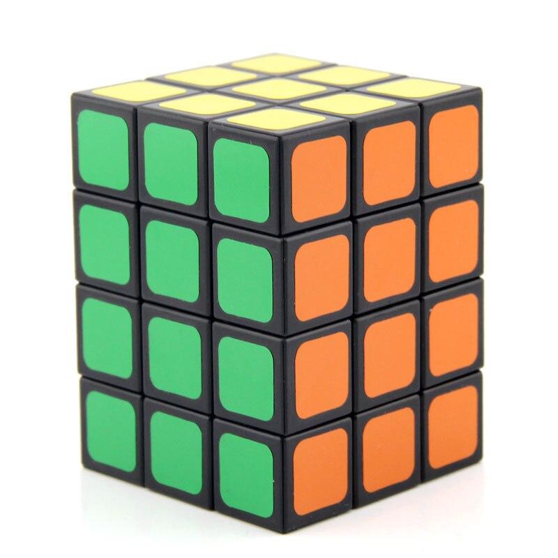 cubo simétrico velocidade profissional neo cubo quebra-cabeça