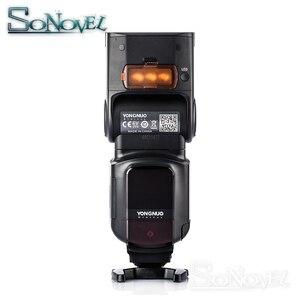 Image 2 - Yongnuo YN968EX RT HSS E TTL אלחוטי פלאש Speedlite עבור Canon 850D 800D 760D 750D 80D 77D 7D 5DS 600EX RT YN E3 RT YN 600EX RT