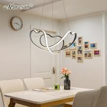 Modern LED pendant Hanging lamps for living room modern Kitchen Cord light for dinning room lamparas colgantes suspension цена