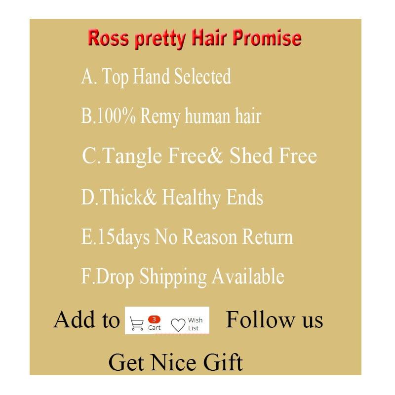 Ross Pretty Hair Promise