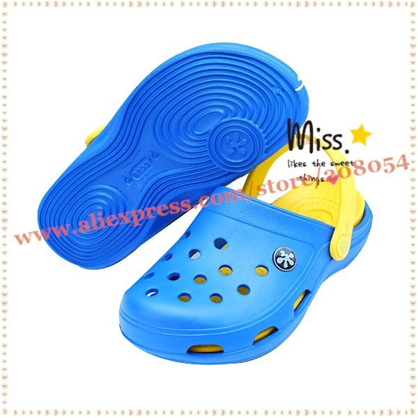 Pefect Quality Free shipment Accept credit card spring summer gift colorful fashion EVA kids  sandals,