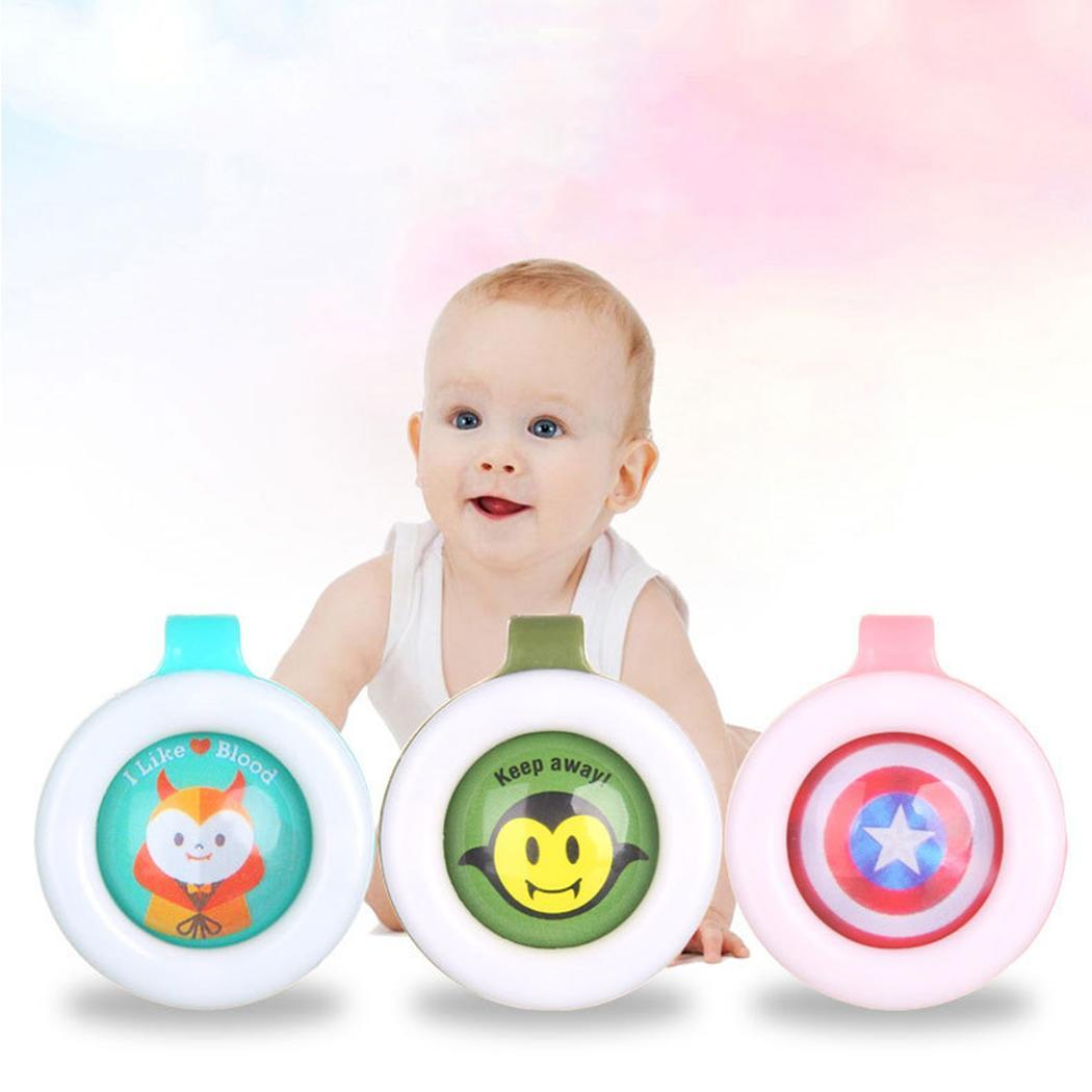 Anti Mosquito Insect Repellent Mosquito Killer Button Cartoon For Pregnant Woman Baby Multi