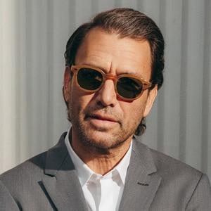 Image 2 - Johnny Depp gözlük polarize güneş gözlüğü erkekler kadınlar lüks marka tasarım asetat Vintage stil sürücü gözlük en kaliteli 080 1