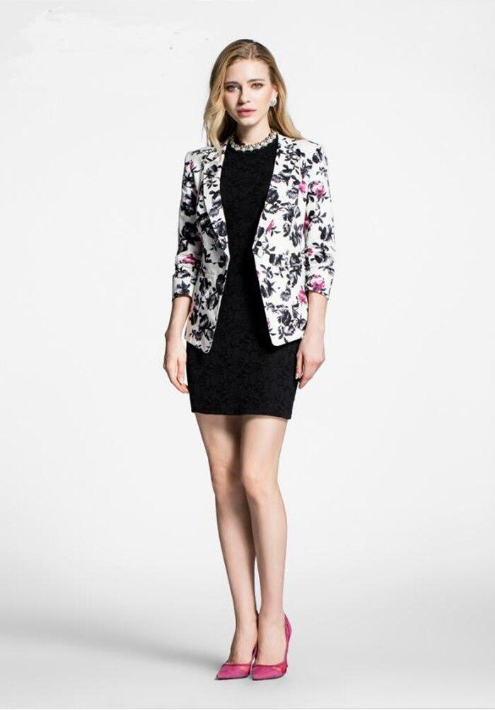 Printed Blazers For Women - Hardon Clothes