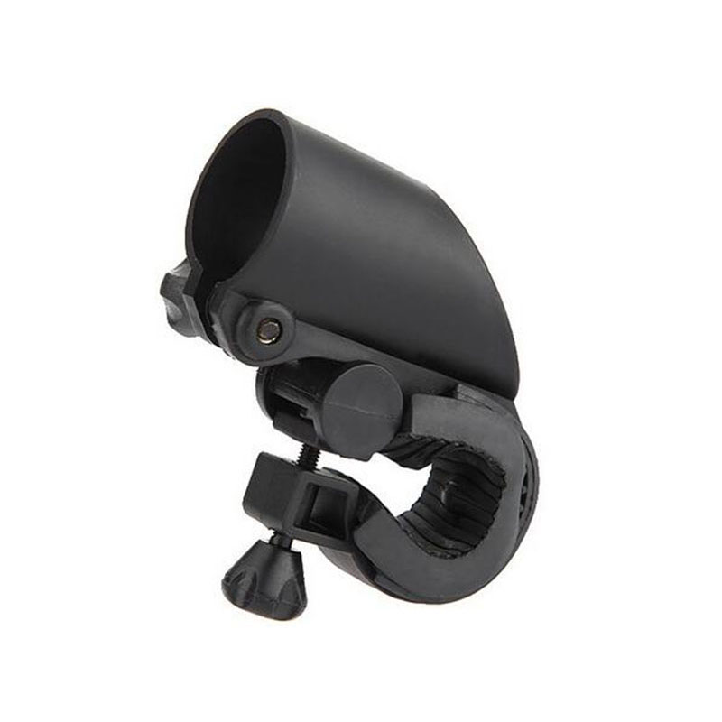 Bike Bicycle AccessoriesCycling Bike Bicycle Light Lamp Stand Holder LED Flash Torch Clamp Clip Light Mount Bracket
