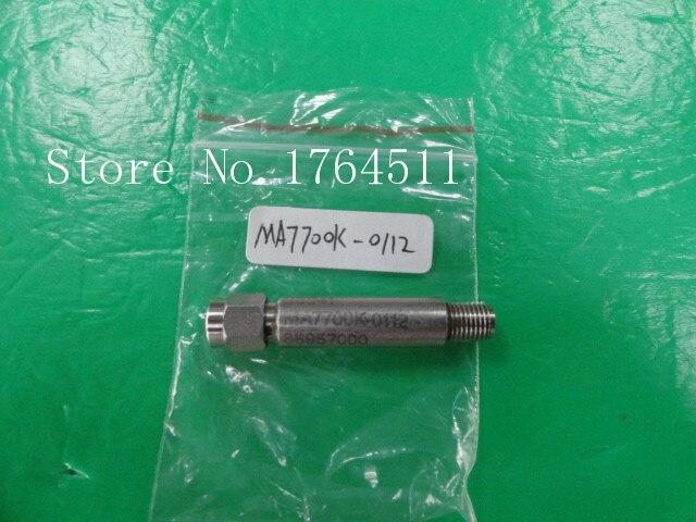[BELLA] RF Coaxial Detector MA7700L-0112 SMA