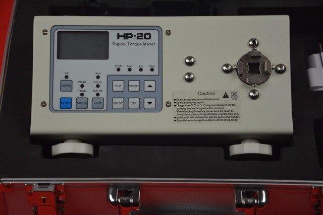 Brand New HP 20 Digital Bottle Cap Torque Meter Tester 20Kg/2N.M s