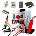 SUNKKO 709A точечная сварочная машина 1,9 кВт точечная Импульсная Сварка для литиевой батареи сварочный аппарат с пультом дистанционного паяльна...