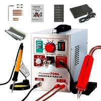 SUNKKO 709A Spot Welder 1.9KW Pulse Spot Welding Machine For Lithium Battery Pack Welding Machine With Remote Soldering Pen
