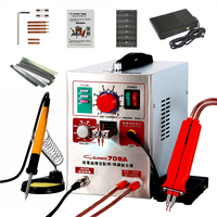 SUNKKO 709A Spot Welder 1.9KW Pulse Spot Welding Machine For Lithium Battery Pack Welding Machine With Remote Soldering Pen