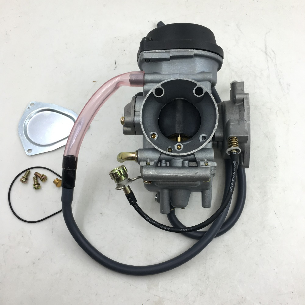 sherryberg carburettor carburetor carb for kawasaki kfx 400 kfx400 utv ltz 400 yamaha raptor 400 arctic cat dvx400 dvx 400 atv [ 1000 x 1000 Pixel ]