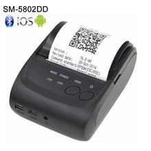 Бесплатный SDK беспроводной Android Bluetooth термальный принтер 58 мм Мини Bluetooth Термальный чековый принтер-Bluetooth Android