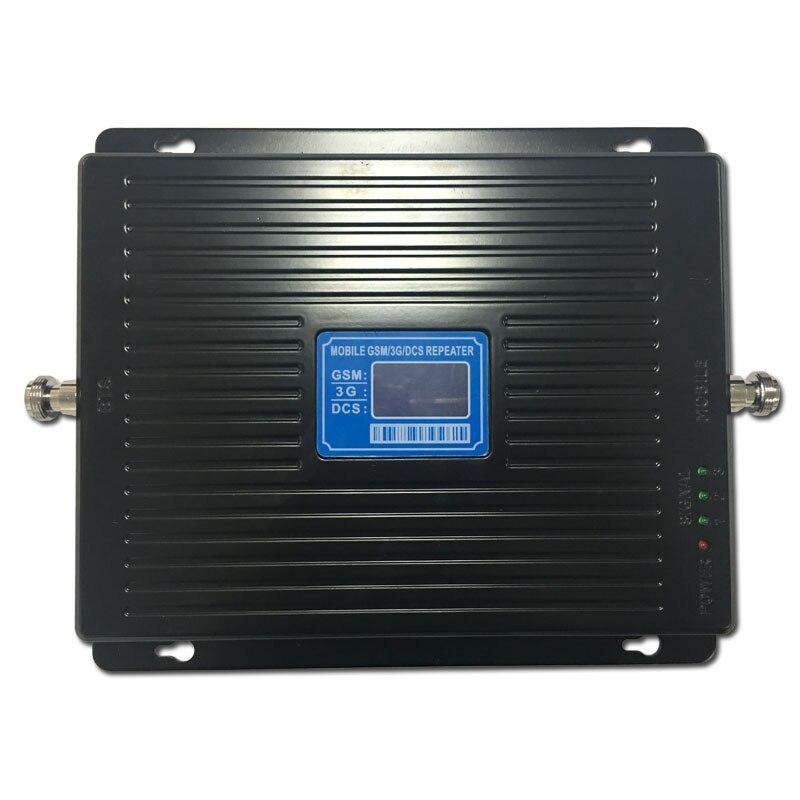 900 1800 2100 MHZ amplificateur de Signal GSM LTE UMTS 2G 3G 4G Tri bande amplificateur de Signal de téléphone portable répéteur de signal Mobile - 4