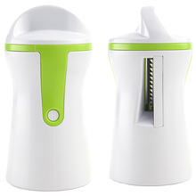 Топ!-овощной Spiralizer фруктовая Терка спиральный измельчитель нож Spiralizer для моркови огурец кабачок кухонные инструменты Gadge