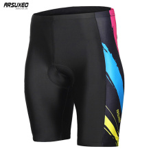 Cycling-Shorts Padded-Compression Mountain-Bike ARSUXEO Road-Trousers Men's MTB Z84