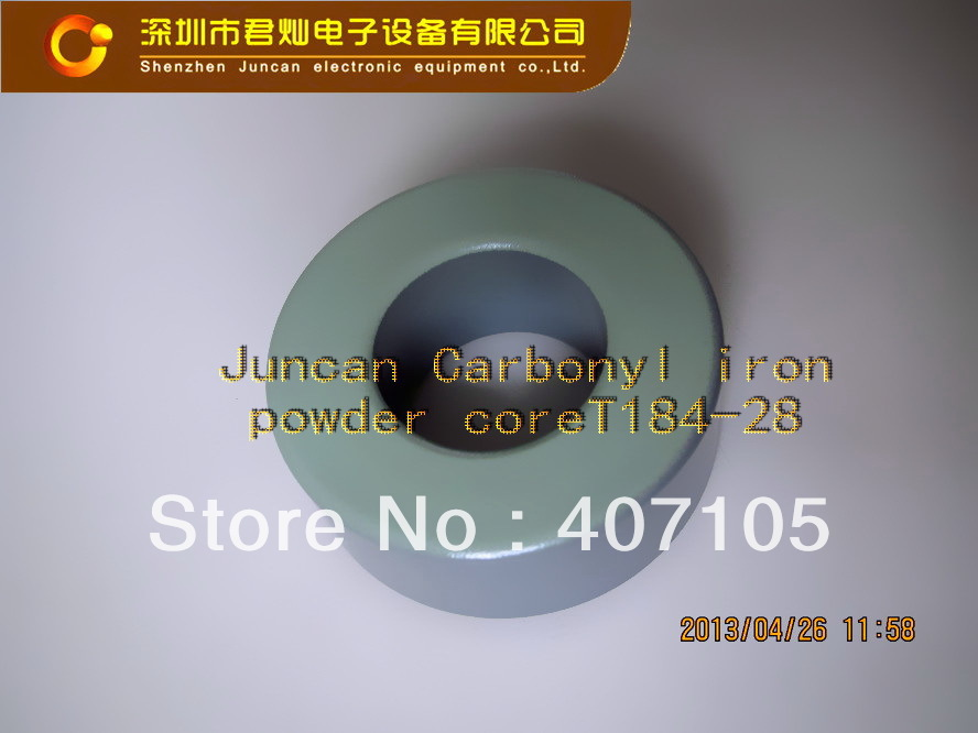 Ядро железа низкой потери T184-28