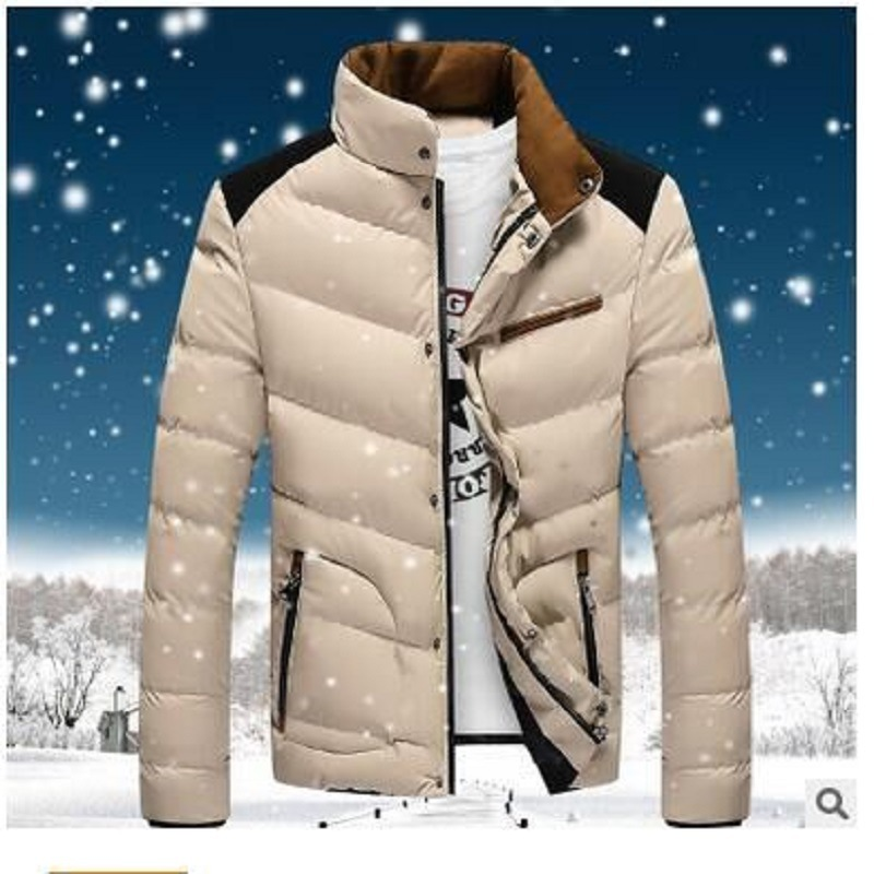 Casual Men Winter Jackets Plus Size 5XL 2018 Mens Jackets and Coats Thick Parka Men Outwear Jacket Male Clothing Clothes Tops
