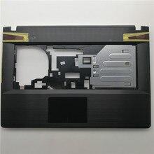 THINKN Neue FÜR Lenovo Y400 Y400N Y410P Y430P Serie Obere Fall Palmrest Abdeckung AP0RQ000C0J Laptop Shell TASTATUR LÜNETTE