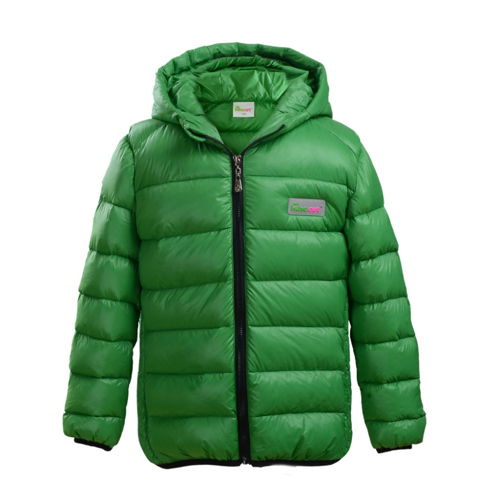 Aliexpress.com : Buy Free Shipping Kid Winter Down Jacket ...
