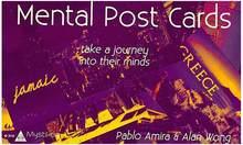 Cartões Postais por Mystikos Mental Magia & Alan Wong truques de mágica