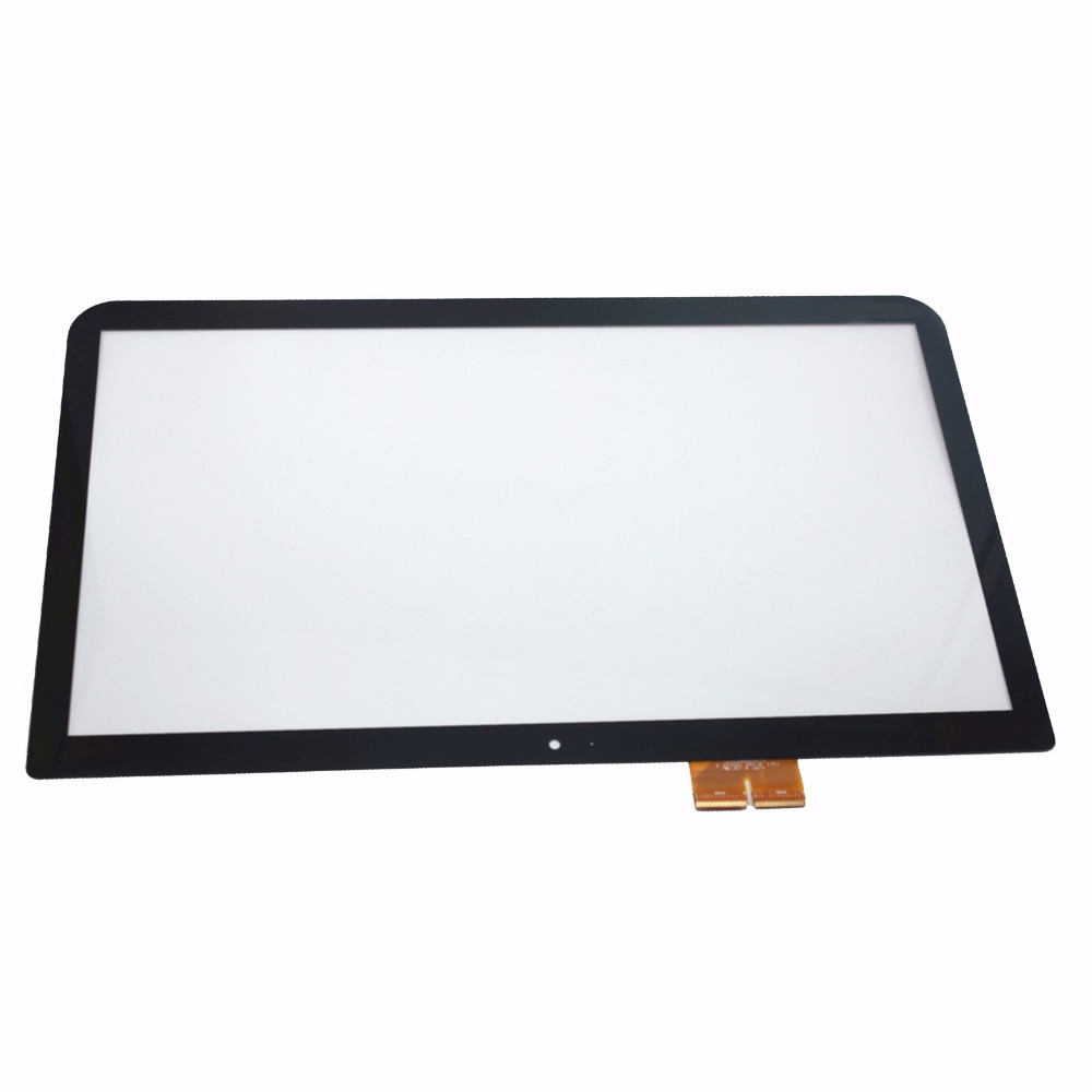 15.6'' For Toshiba Satellite C55DT-A5174 C55DT-A5244 L55T-A5232 L55T-A5186 L55T-A5290 L55T-A5226 Touch Screen Panel Digitizer new 15 6 for toshiba satellite c55dt a5241 c55dt a5306 c55dt a5307 c55dt a5106 c55dt a5305 touch screen glass panel digitizer