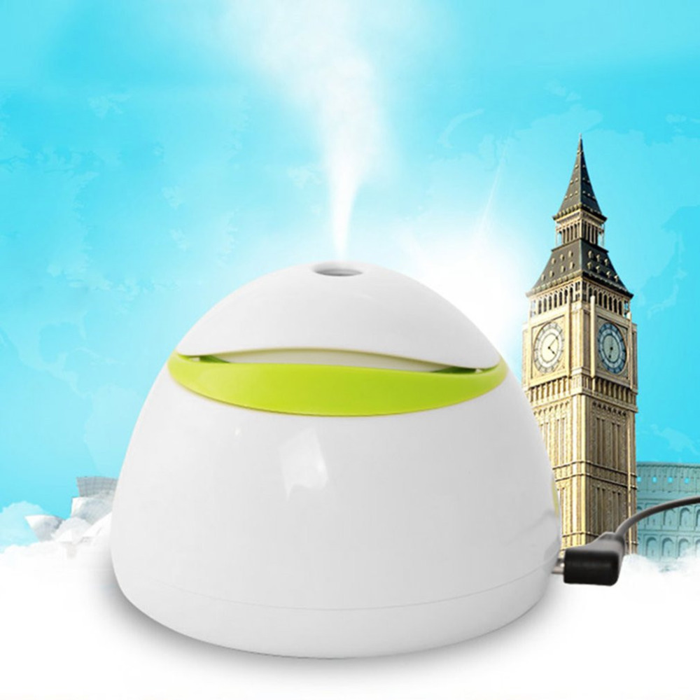 Electric Mini USB Humidifier Ultra Quiet Air Aroma Humidifier Aromatherapy Essential Oil Aroma Diffuser For Home Office 220v bear brand ultrasonic aromatherapy 4l ultra quiet air humidifiers for home office air purifier humidifier jsq a40a2