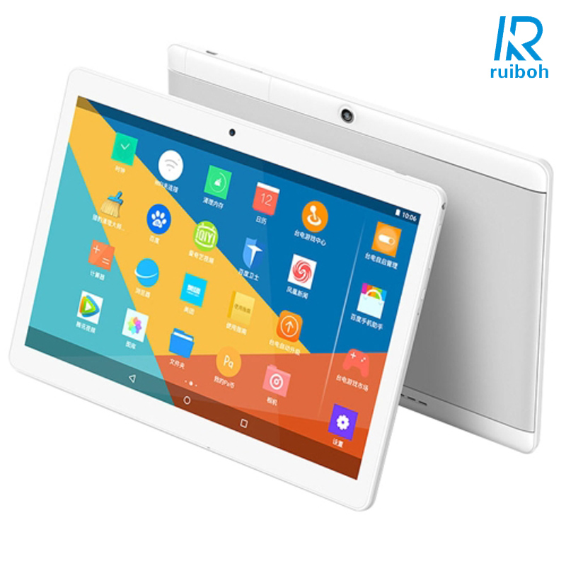 10 1 inch Tablet Pc Octa Core Phone 3G Call card 1280x800 Android 6 0 WiFi