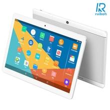 10.1 дюймов Tablet Pc Окта Ядро Телефон 3 Г карты Вызова 1280×800 Android 6.0 WiFi GPS Таблетки ПК Таблетки Ультра Тонкий Dual SIM